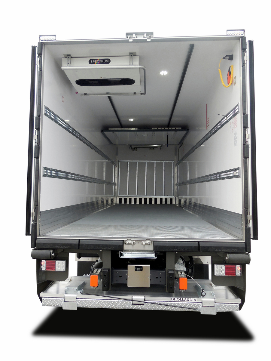 new refrigerated utility vehicles trucks semi trailers lamberet. Black Bedroom Furniture Sets. Home Design Ideas