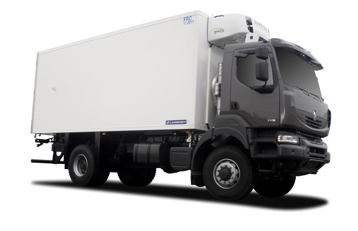 utilitaires camions semi remorques frigorifiques neufs. Black Bedroom Furniture Sets. Home Design Ideas